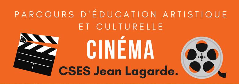 Parcours d'éducation artistique et culturelle Cinéma