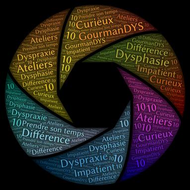 Dysphasie GourmanDYS Prendre son temps Curieux Impatient Différence Dyspraxie
