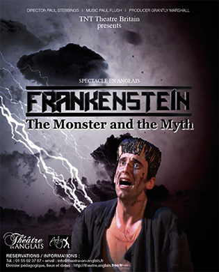 Frankenstein, The Monster and the Myth, à la salle Altigone à St Orens le 19 mar